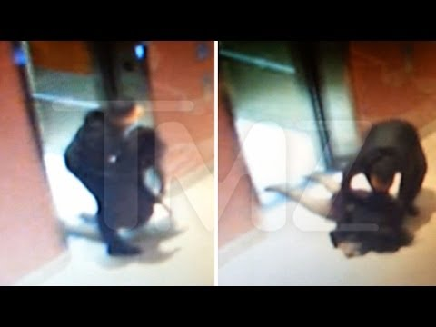 Caught On Tape : Ray Rice Dragging Unconscious Fiancee  After Alleged Mutual Attack