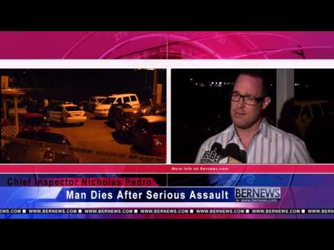Breaking : 21-Year-Old Man Murdered At Bailey's Bay Club!!