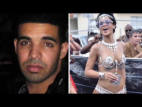 Rihanna and Drake are EXCLUSIVE????