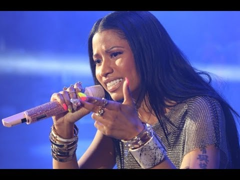 @NickiMinaj & @SouljaBoy Performance at Hot97 Summer Jam 2014