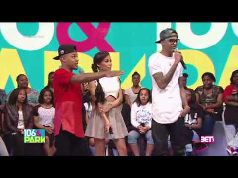"August Alsina checks host on BET's 106 & Park for asking him about Trey Songz "" Didn't I Tell You Not To Ask Me That Sh!t ???!"""