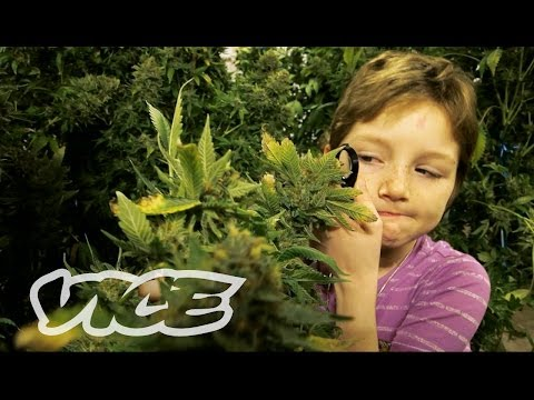 Medical Marijuanna For Children (Stoned Kids)
