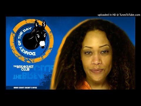 Former Destiny Child Farrah Franklin Arrested + Tells Police She Planned On Sleeping In The Woods