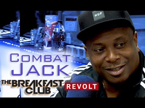 Combat Jack Responds To Troy Ave Calling Him A Sucker,Business Moves And More !