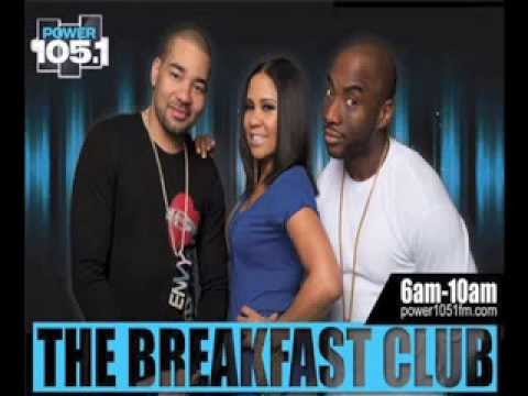 The Breakfast Club Rips A Hole Into Floyd Mayweather Jr. As He Struggles To Read A Radio Drop [FULL AUDIO]