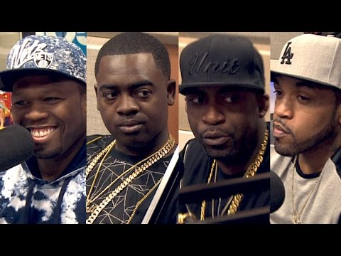 G-Unit Interview (Speak On Beef With Fredro Starr,Yayo Dissing 50,Getting Lloyd Banks To Use The Internet + More)