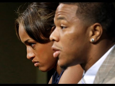 Ray Rice's wife comes to his defense