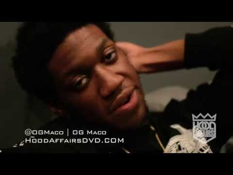 "OG Maco Speaks On The Sucess Of His Video ""U Guessed It"" & His Upcoming Mixtape"