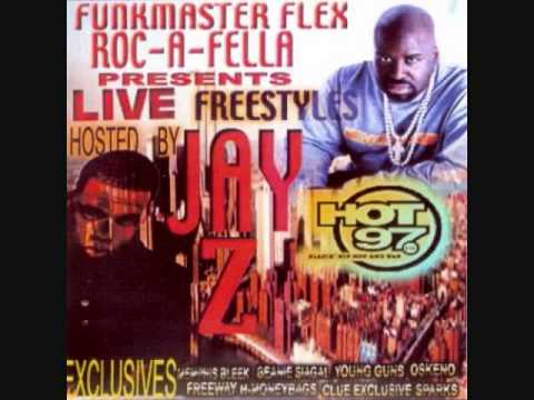 #ThrowBackThursday :  Roc A Fella Records Hot 97 Freestyle Takeover  (Audio)