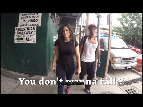 Harrassment Or Nah ?10 Hours of Walking in NYC as a Woman
