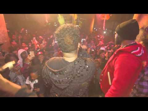 iLOVEMAKONNEN  Gets Attacked at SOBs, NYC