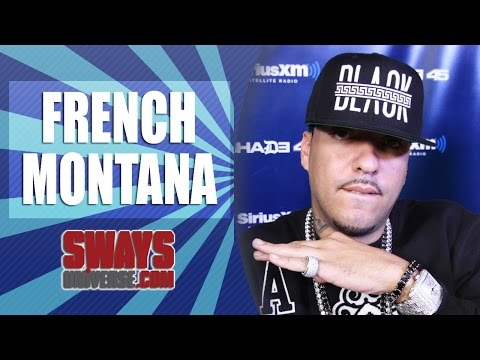 @FrenchMontana Freestyles Live on Sway in the Morning