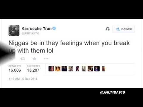 Chris Brown Break-Up With Karrueche Claims She Cheated With Drake + Had Threesomes