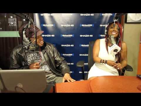 Kandi Burruss Explains Why She Wouldn't Reunite with Xscape on Sway in the Morning