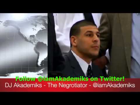 Aaron Hernandez Found Guilty of Murder and Sentenced to Life in Prison Without Parole!