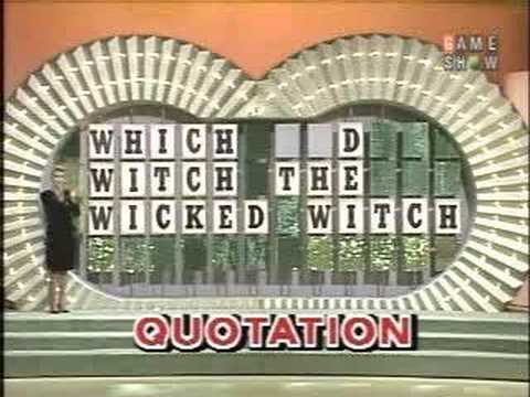 When Idiots Attack On Wheel Of Fortune