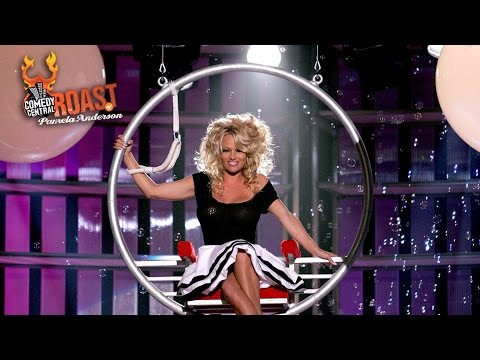 The Roast of Pamela Anderson(They Gave Her That Work) LOL