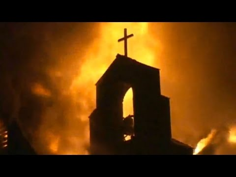 Five Black Churches Have Burned To The Ground In One Week