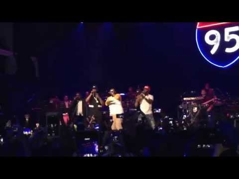 State Property Reunites at Jay Z's B-Sides Concert w/ Beanie Sigel & Memph Bleek!