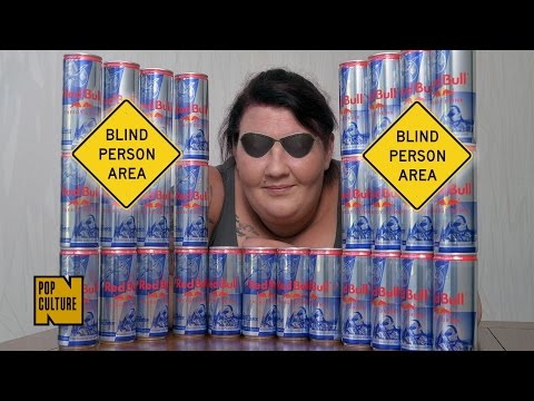 Woman Goes Blind After Drinking 28 Red Bulls a Day