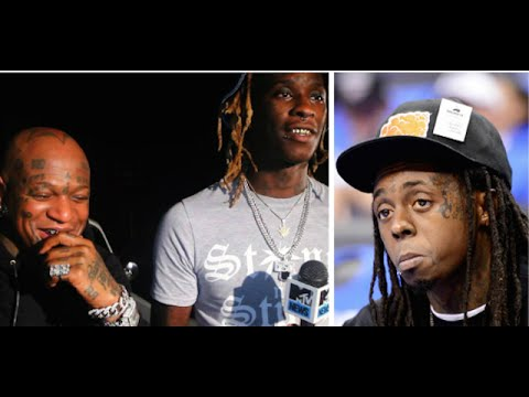 Police Raid Young Thug's Home, Claims Man who Shot Up Lil Wayne Tour Bus Called Birdman right After!