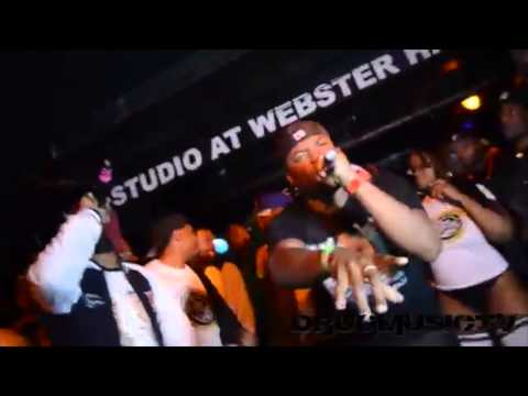 Murdah Baby Live From Websterhall NYC Epic Performance