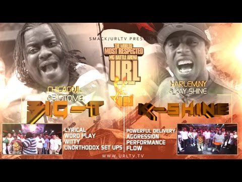 SMACK/URL PRESENTS BIG-T VS K-SHINE (FULL BATTLE)