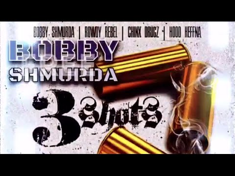 Rowdy Rebel - 3 Shots Verse (Ft Bobby Shmurda and R.I.P Chinx)