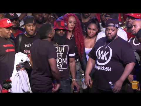 Loaded Lux vs Charlie Clips - Summer Madness 5