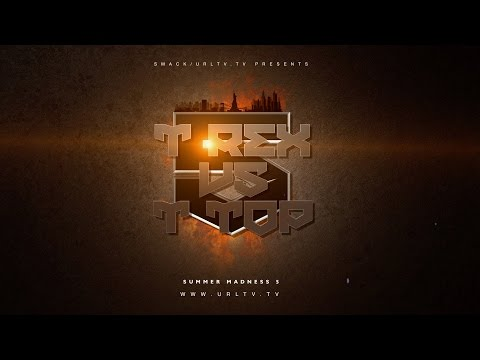 T REX VS T TOP  SMACK/ URL (FULL BATTLE)