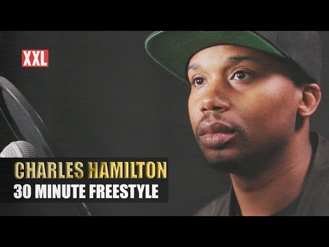 Charles Hamilton Freestyles Live for 30 Minutes