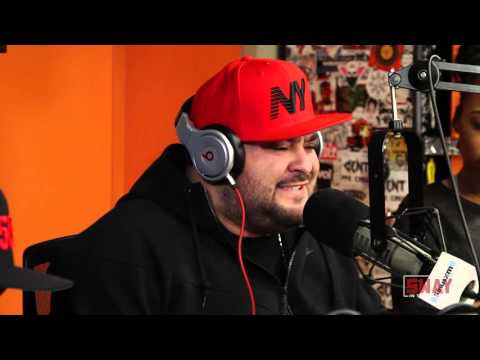Lyrical Exercise :  Snyp and Tony Moxberg Freestyle for the First Time on Sway in the Morning