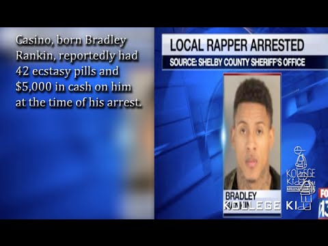 Memphis Rapper Who Stole Shy Glizzy Chain Arrested During Drug Bust