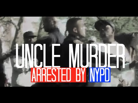Behind The Music : @UncleMurda Arrested by NYPD While Shooting Music Video