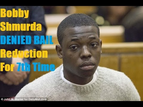 News : Bobby Shmurda Denied Bail Reduction for 7th Time. Will Stay in Jail till Feb 22 Trial Date.