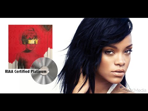 Rihanna 'ANTI' album goes Platinum in 15 Hours... BUT Billboard Won't Count Albums bought by Samsung