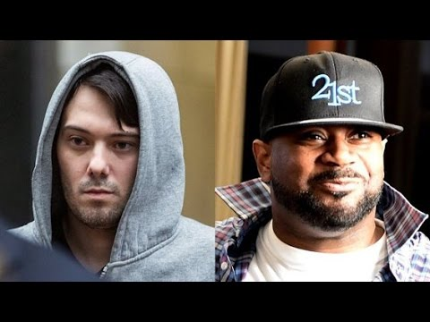 Martin Shkreli Says He Will Slap GhostFace if He Sees him and Invites People to Run up.