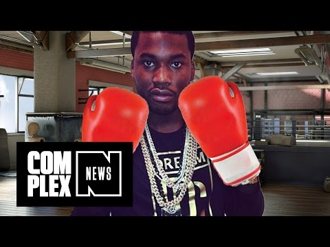 Will Meek Mill & Young Thug Fight In A Celebrity Boxing Match ?!