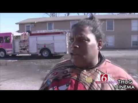 Interview : Casa Linda explains to local news crew what happened during house fire!!