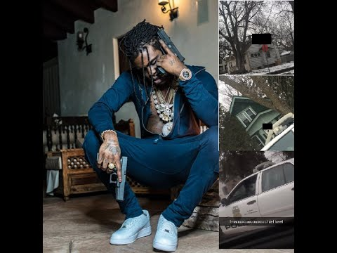Police looking for Chief Keef after he Calls in Airstrikes on a Fan House by Tweeting his Address.