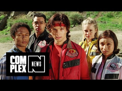 News : 'Power Rangers' Star Charged With Murdering His Roommate With a Sword