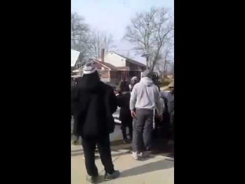 Jaheim Gets Shut Down While Trying to Do a Video in his Own Hood (New Brunswick, NJ)