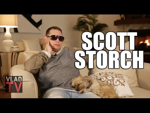 """Interview :Producer Scott Storch : """"My Living Expenses Were $1M a Month, Including a Blunt Roller"""""""