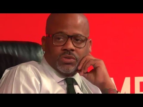 Interview: Dame Dash talks Success, Kids, Racism, Ethics, Too Honorable  and more with Ron James
