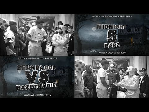 ZEUS DA GOD VS HAZE THA GIFT / PRESENTED BY WEGOHARDTV