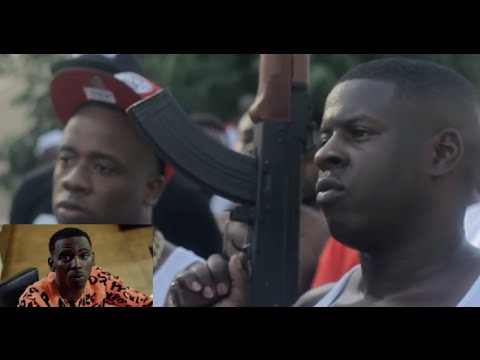 Wildin :Blac Youngsta Pulls up in South Memphis Looking for Young Dolph with GOONS and Police get Called.