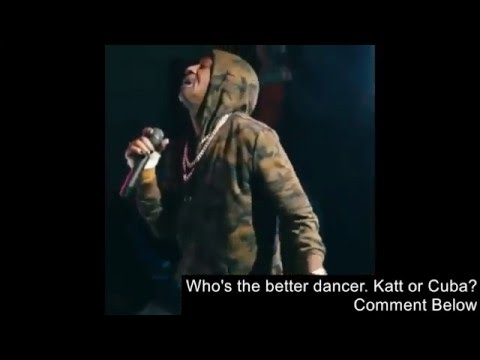 Katt Williams Vs Cuba Gooding Jr Dance Battle