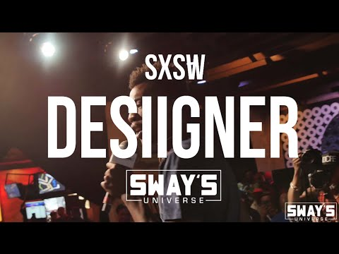 """Sway SXSW Takeover 2016: Desiigner Introduces the """"Zombie Walk"""" Before Performing """"Panda"""""""