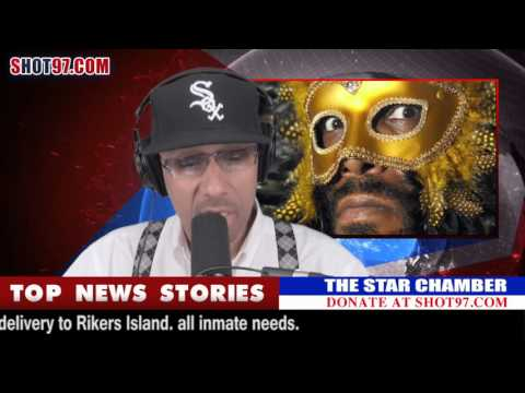 WTF : Another Man Claims Sex With Hiphop Icon Afrika Bambaataa!
