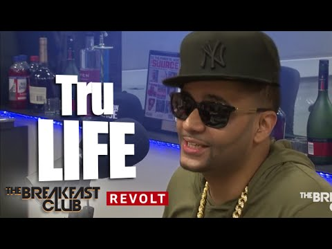 Interview: Tru Life speaks on being an ex hiphop bully , Jay-z , Future + more